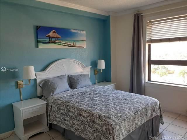 101 N Ocean Dr #485, Hollywood, FL 33019 (MLS #A10929655) :: Berkshire Hathaway HomeServices EWM Realty