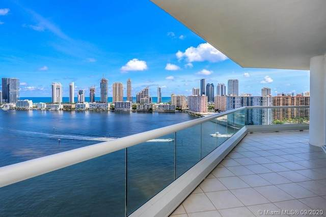 2600 Island Blvd #2204, Aventura, FL 33160 (MLS #A10929659) :: Podium Realty Group Inc