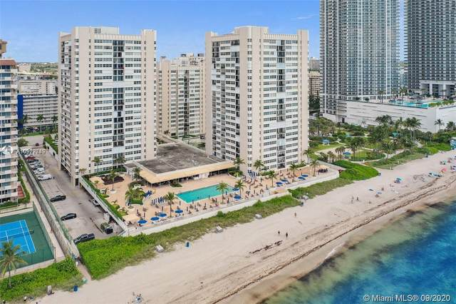 1904 S Ocean Dr #1407, Hallandale Beach, FL 33009 (MLS #A10929749) :: ONE Sotheby's International Realty