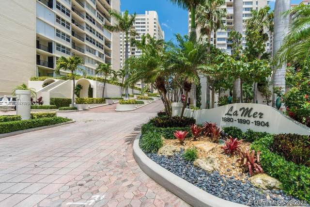 1880 S Ocean Dr Ts305, Hallandale Beach, FL 33009 (MLS #A10929790) :: Ray De Leon with One Sotheby's International Realty