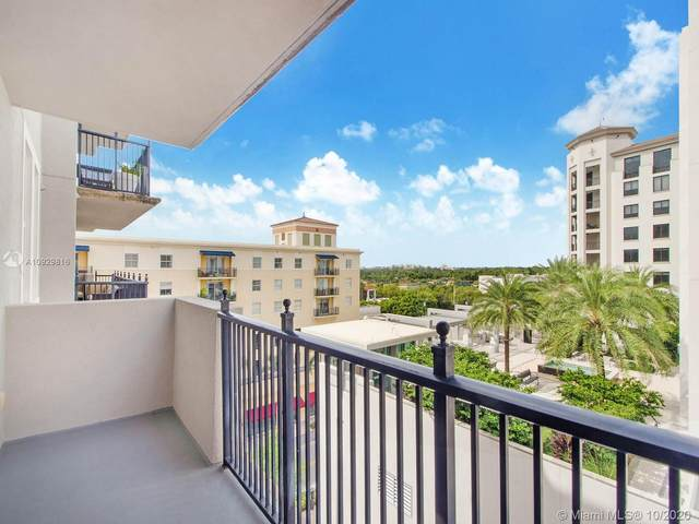 4100 Salzedo Street #712, Coral Gables, FL 33146 (MLS #A10929816) :: Carole Smith Real Estate Team