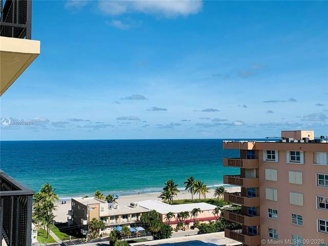 1501 S Ocean Dr #1204, Hollywood, FL 33019 (MLS #A10929853) :: Patty Accorto Team