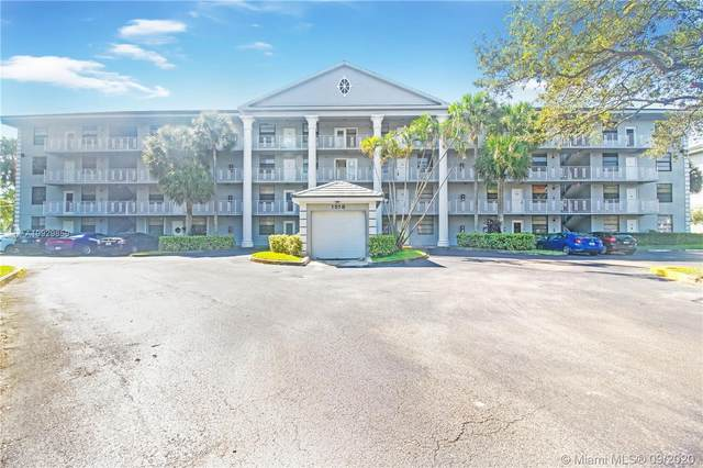 1518 Whitehall Dr #404, Davie, FL 33324 (MLS #A10929859) :: Ray De Leon with One Sotheby's International Realty