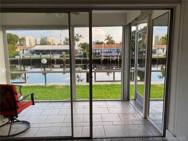 455 Paradise Isle Blvd #102, Hallandale Beach, FL 33009 (MLS #A10929863) :: ONE Sotheby's International Realty