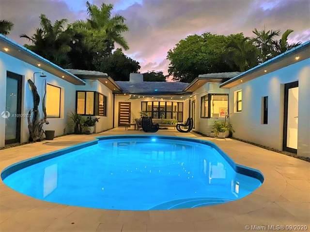 5730 Alton Rd, Miami Beach, FL 33140 (MLS #A10929922) :: Albert Garcia Team