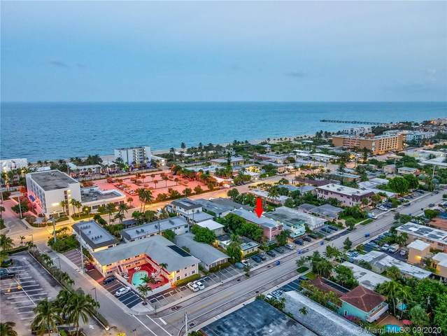 4640 Bougainvilla Dr #3, Lauderdale By The Sea, FL 33308 (MLS #A10929954) :: Berkshire Hathaway HomeServices EWM Realty