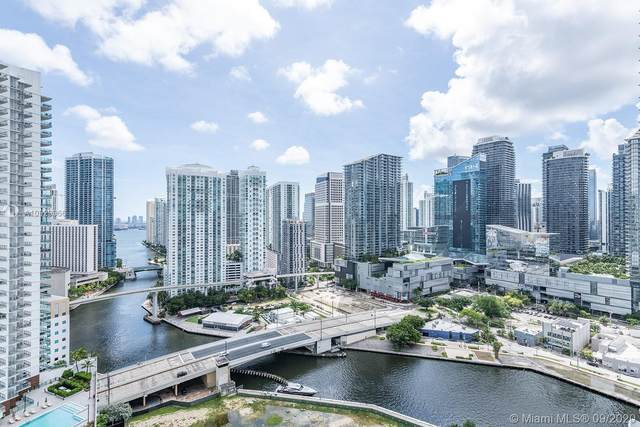 90 SW 3rd St #2814, Miami, FL 33130 (MLS #A10929966) :: ONE Sotheby's International Realty