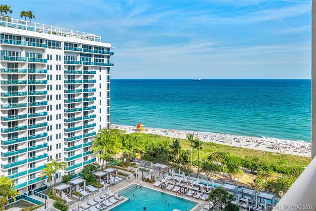 2301 Collins Ave #1423, Miami Beach, FL 33139 (MLS #A10930010) :: Prestige Realty Group