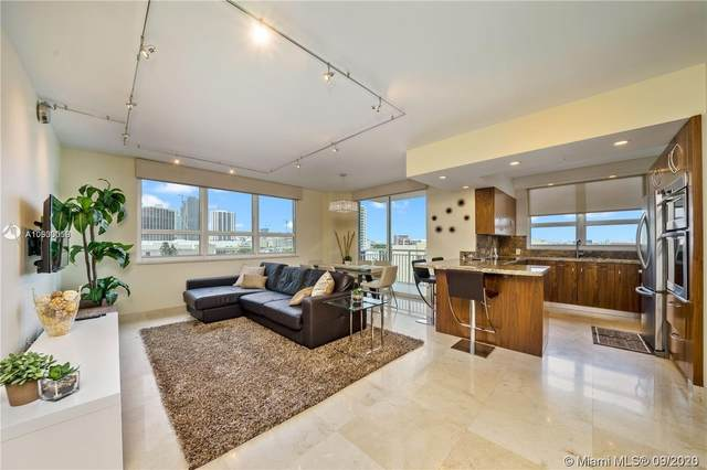 2000 N Bayshore Dr #902, Miami, FL 33137 (MLS #A10930019) :: The Pearl Realty Group