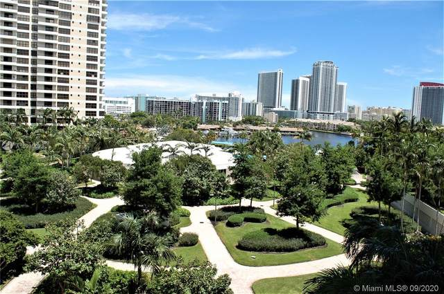 600 Three Islands Blvd #515, Hallandale Beach, FL 33009 (MLS #A10930023) :: Re/Max PowerPro Realty