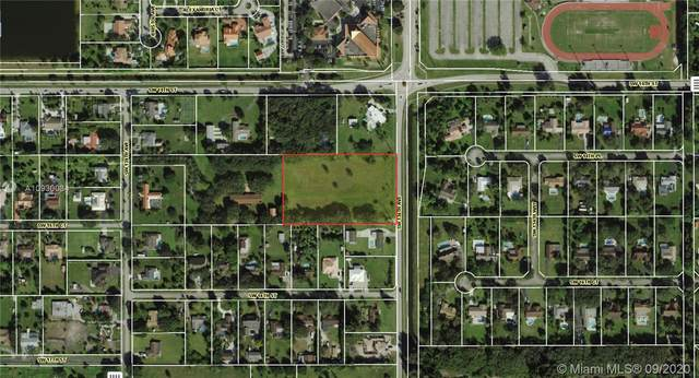 136 Sw Ave, Davie, FL 33325 (#A10930034) :: Real Estate Authority