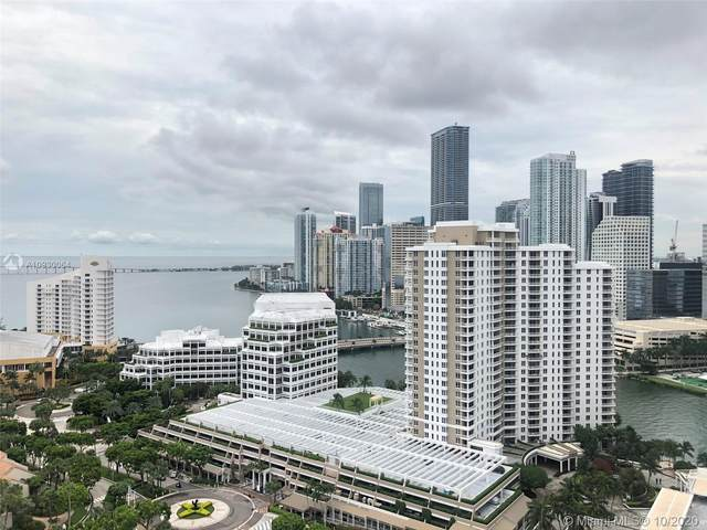888 Brickell Key Dr #2601, Miami, FL 33131 (MLS #A10930064) :: Ray De Leon with One Sotheby's International Realty