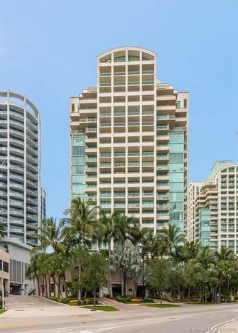 3400 SW 27th Ave #401, Miami, FL 33133 (MLS #A10930100) :: Prestige Realty Group