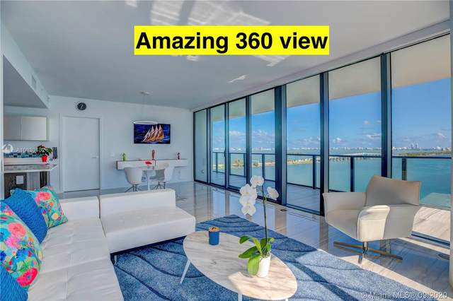 3131 NE 7th Ave #1401, Miami, FL 33137 (MLS #A10930102) :: Ray De Leon with One Sotheby's International Realty