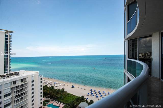 17201 Collins Ave #1702, Sunny Isles Beach, FL 33160 (MLS #A10930135) :: Berkshire Hathaway HomeServices EWM Realty