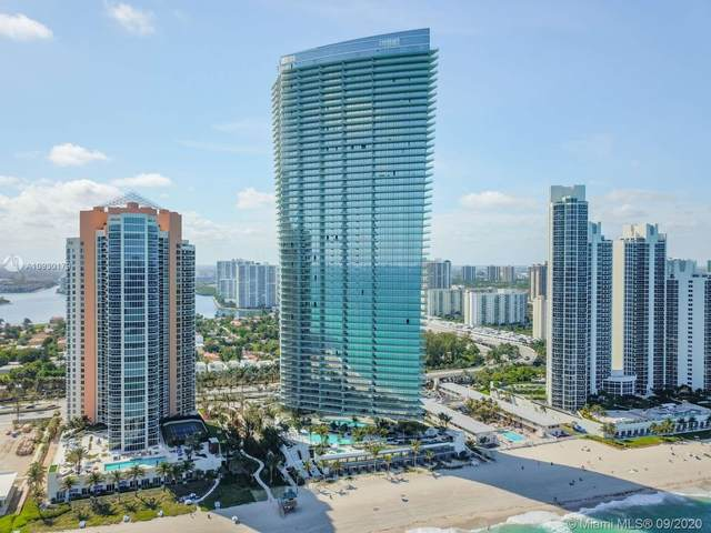 18975 Collins #3105, Sunny Isles Beach, FL 33160 (MLS #A10930179) :: Albert Garcia Team