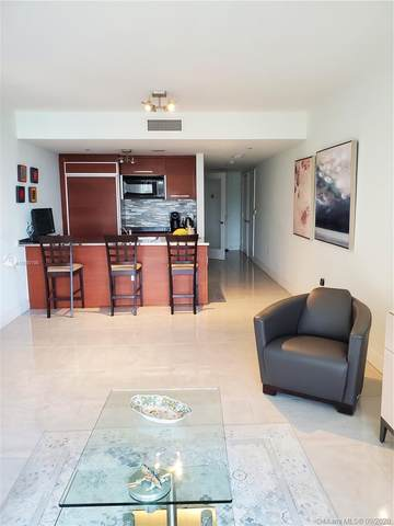 1850 S Ocean Dr #709, Hallandale Beach, FL 33009 (MLS #A10930190) :: Prestige Realty Group