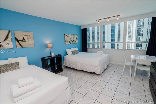 5445 Collins Ave #630, Miami Beach, FL 33140 (MLS #A10930208) :: Albert Garcia Team