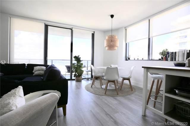 121 NE 34th St #2609, Miami, FL 33137 (MLS #A10930218) :: Castelli Real Estate Services
