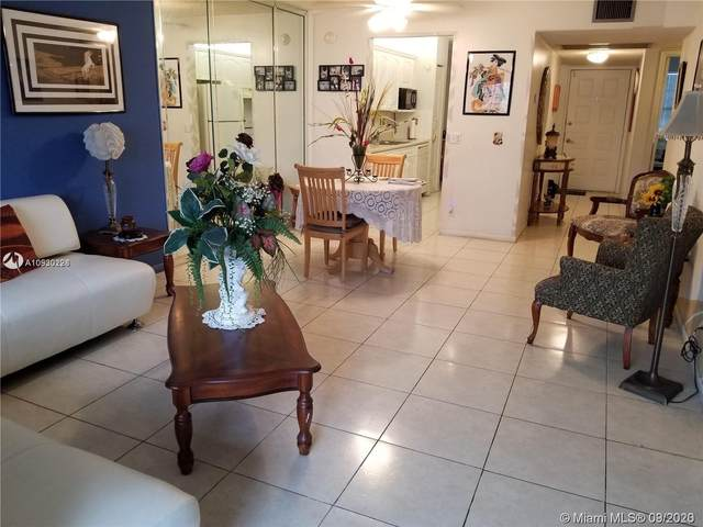 650 SW 124th Ter 305P, Pembroke Pines, FL 33027 (MLS #A10930228) :: Berkshire Hathaway HomeServices EWM Realty