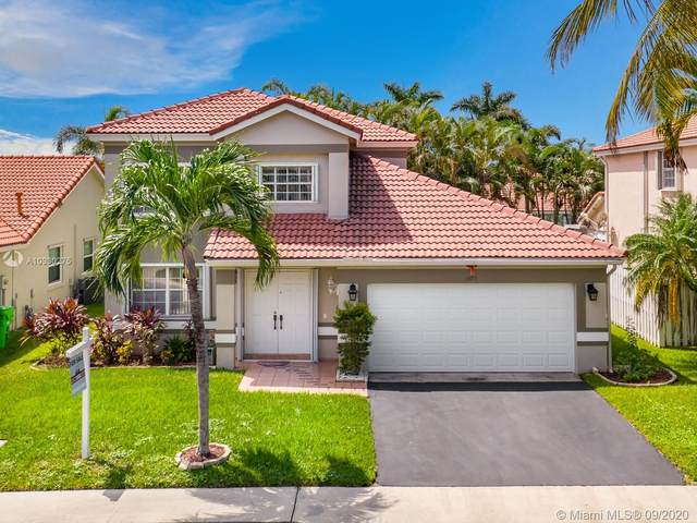 1405 NW 129th Ter, Sunrise, FL 33323 (MLS #A10930275) :: Albert Garcia Team