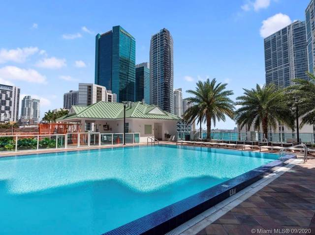 41 SE 5th St #2108, Miami, FL 33131 (MLS #A10930283) :: Ray De Leon with One Sotheby's International Realty