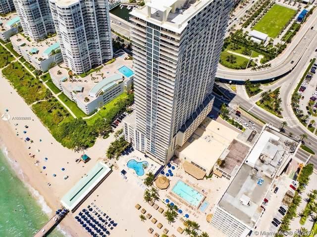 16699 Collins Ave #3304, Sunny Isles Beach, FL 33160 (MLS #A10930285) :: Berkshire Hathaway HomeServices EWM Realty
