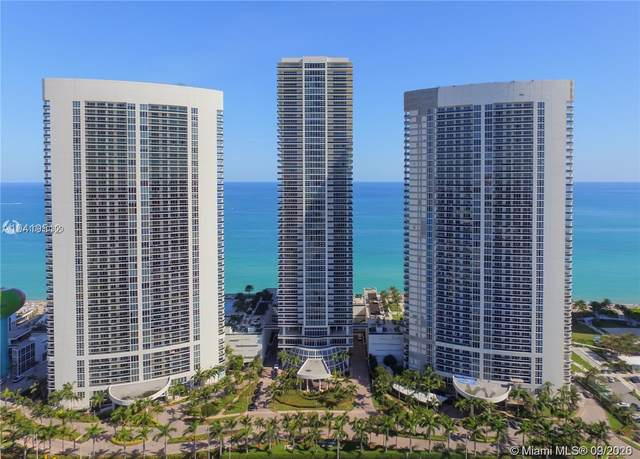 1850 S Ocean Dr #510, Hallandale Beach, FL 33009 (MLS #A10930309) :: Prestige Realty Group