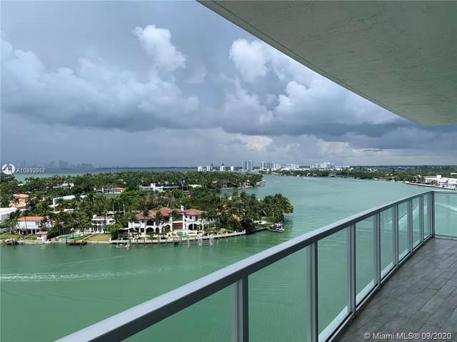 6700 Indian Creek Dr #1206, Miami Beach, FL 33141 (MLS #A10930317) :: Patty Accorto Team