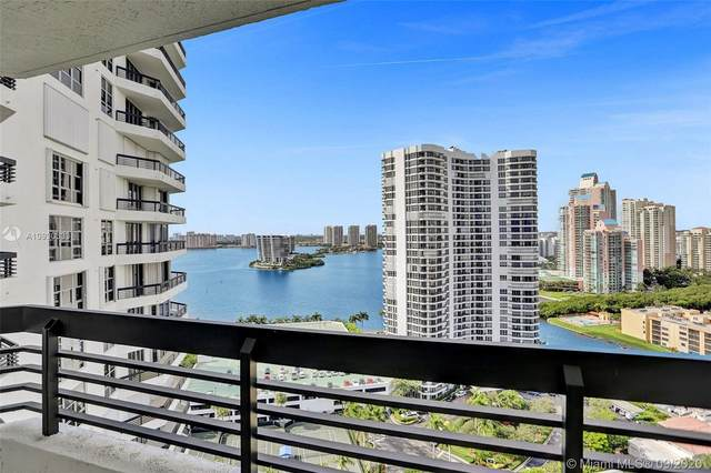 3500 Mystic Pointe Dr #2403, Aventura, FL 33180 (MLS #A10930333) :: Carole Smith Real Estate Team