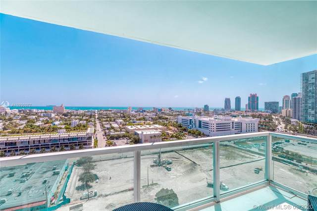 650 West Ave #1810, Miami Beach, FL 33139 (MLS #A10930377) :: Douglas Elliman