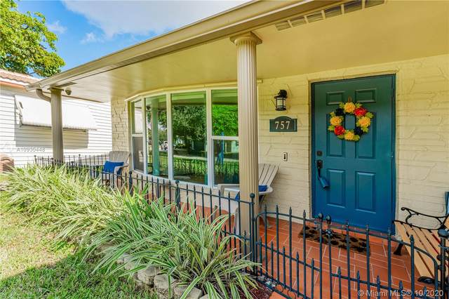 757 S Highland Dr, Hollywood, FL 33021 (MLS #A10930448) :: Re/Max PowerPro Realty