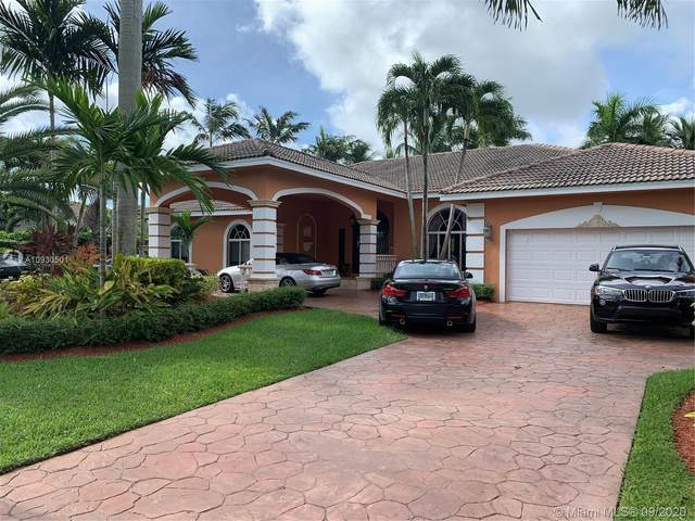9820 SW 148th Ter, Miami, FL 33176 (MLS #A10930501) :: The Riley Smith Group