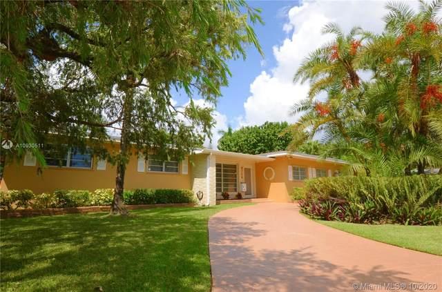 6724 SW 64th Pl, South Miami, FL 33143 (MLS #A10930511) :: Berkshire Hathaway HomeServices EWM Realty