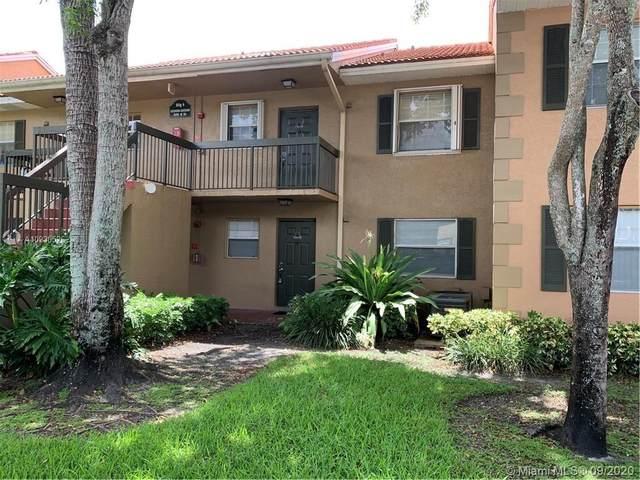 10381 NW 8th St #102, Pembroke Pines, FL 33026 (MLS #A10930526) :: Equity Advisor Team
