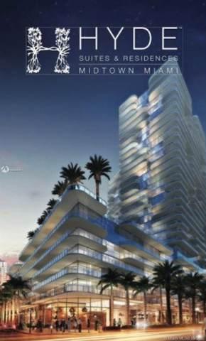121 NE 34th St #2802, Miami, FL 33137 (MLS #A10930530) :: Castelli Real Estate Services
