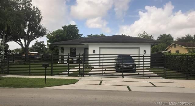 6809 SW 12 St, Miami, FL 33144 (MLS #A10930545) :: Berkshire Hathaway HomeServices EWM Realty