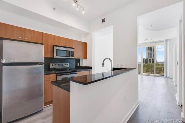 2200 NE 4th Ave #608, Miami, FL 33137 (MLS #A10930584) :: The Howland Group
