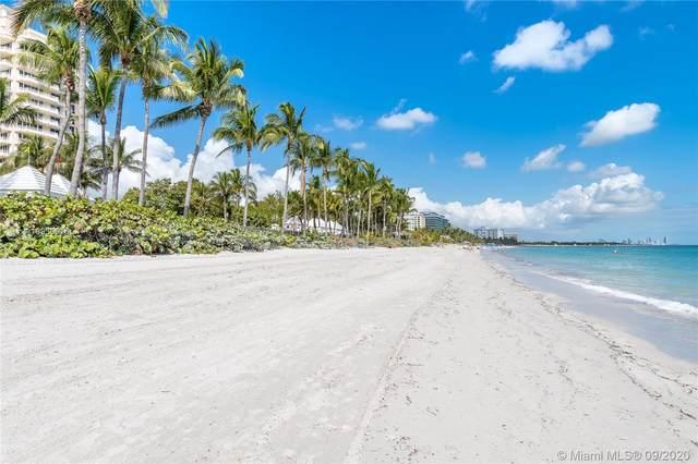 195 Sunrise Dr #1, Key Biscayne, FL 33149 (MLS #A10930616) :: Prestige Realty Group