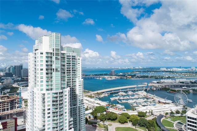 253 NE 2nd St 3402/03, Miami, FL 33132 (MLS #A10930659) :: Patty Accorto Team