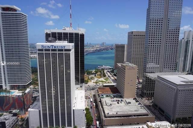 151 SE 1st St #3501, Miami, FL 33131 (MLS #A10930665) :: Carole Smith Real Estate Team