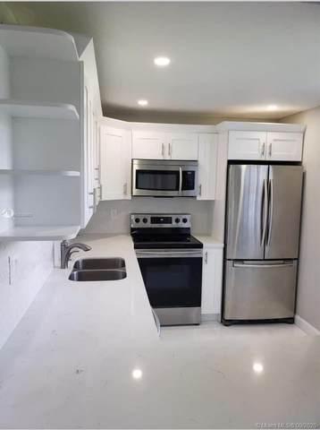 9495 Evergreen Pl #107, Davie, FL 33324 (MLS #A10930693) :: Castelli Real Estate Services
