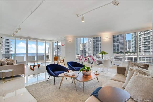 901 Brickell Key Blvd #1604, Miami, FL 33131 (MLS #A10930741) :: Ray De Leon with One Sotheby's International Realty