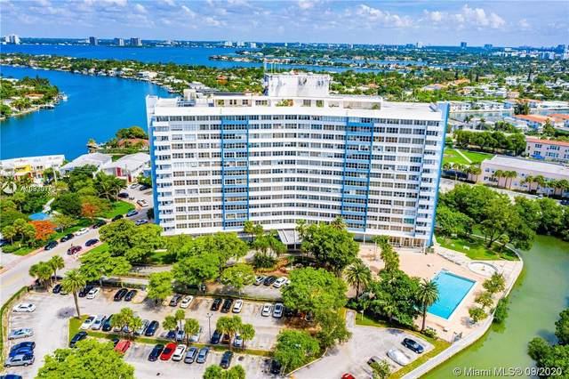 7441 Wayne Ave 14L, Miami Beach, FL 33141 (MLS #A10930771) :: Miami Villa Group