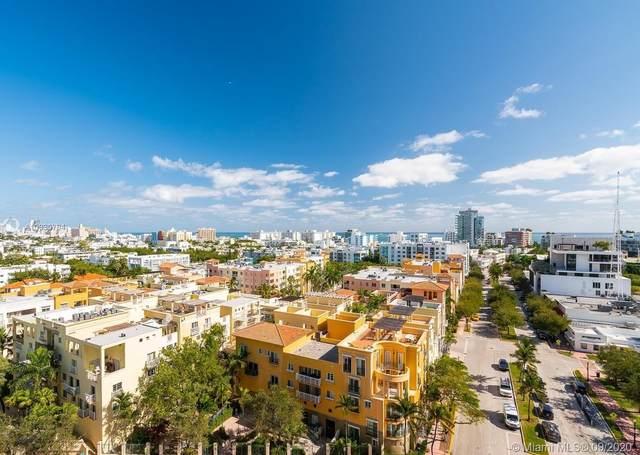 90 Alton Rd #1103, Miami Beach, FL 33139 (MLS #A10930794) :: The Pearl Realty Group