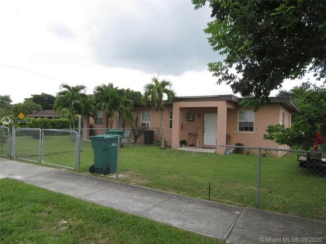 705 NW 10th St, Florida City, FL 33034 (MLS #A10930813) :: Berkshire Hathaway HomeServices EWM Realty