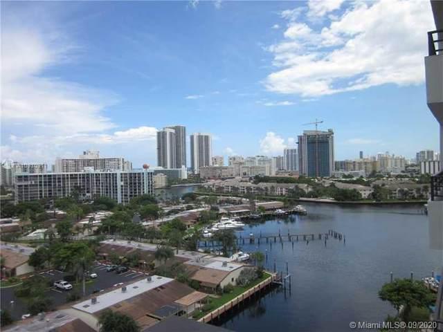 2500 Parkview Dr #1404, Hallandale Beach, FL 33009 (MLS #A10930911) :: Castelli Real Estate Services