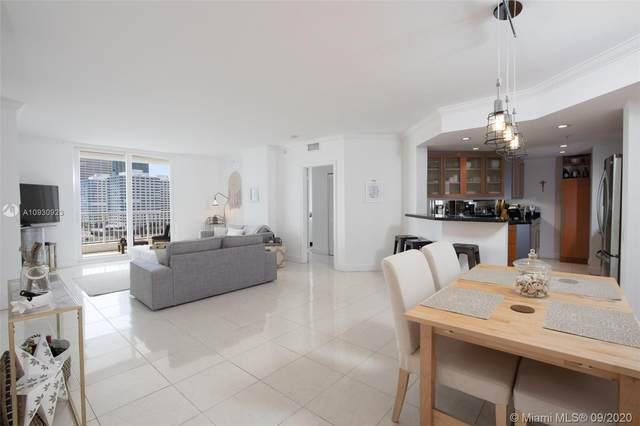 701 Brickell Key Blvd #1002, Miami, FL 33131 (MLS #A10930923) :: Carole Smith Real Estate Team