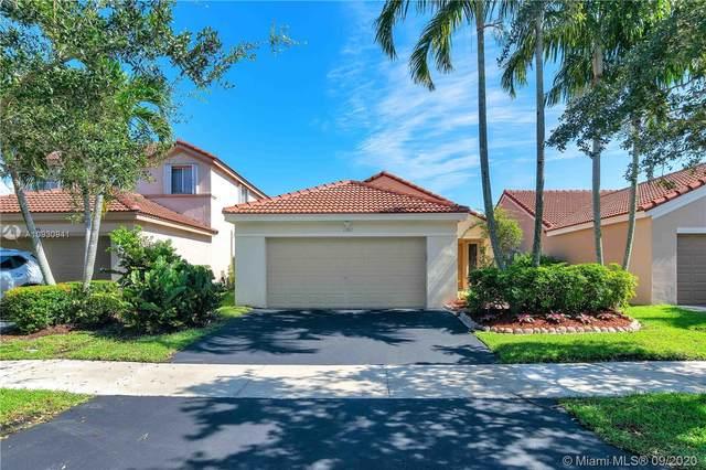 1382 Majesty Ter, Weston, FL 33327 (MLS #A10930941) :: Green Realty Properties