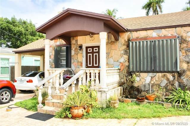 1119 NW 27th St, Miami, FL 33127 (MLS #A10930972) :: Berkshire Hathaway HomeServices EWM Realty